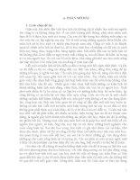 sÁNG KIẾN KINH NGHIỆM LỊCH SỬ Sử dụng kiến thức liên môn giúp học sinh lớp 7 nắm vững cuộc kháng chiến chống Tống (1076  1077)