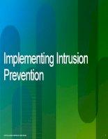 en CCNAS v11 ch05 implementing intrusion prevention
