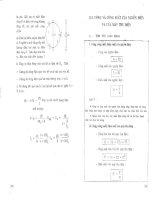 Bài công và công suất của nguồn điện   máy thu điện   sách giải toán vật lý lớp 11 tập 1