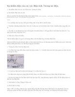 Lý thuyết điện tích, định luật Cu-lông