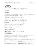Giáo án giải tích 12 chương 2 bài 4 hàm số mũ   hàm số logarit