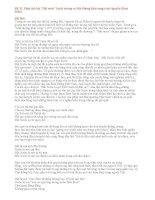 """Đề 32: Phân tích bài """"Đất nước"""" (trích trường ca Mặt đường khát vọng) của Nguyễn Khoa Điềm."""