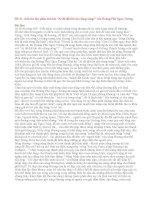 """Đề 41: Anh chị hãy phân tích bài """"Ai đã đặt tên cho dòng sông?"""" của Hoàng Phủ Ngọc Tường."""