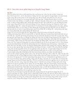 Đề 51: Tính sử thi của tác phẩm Rừng xà nu (Nguyễn Trung Thành)