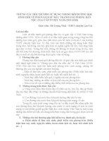 NHỮNG câu hỏi THƯỜNG sử DỤNG TRONG bồi DƯỠNG học SINH GIỎI về PHẦN LỊCH sử đấu TRANH GIẢI PHÓNG dân tộc, GIAI cấp ở VIỆT NAM (1919 1930)