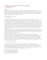 """Đề 27:Phân tích 8 câu thơ đâù """"Tây Tiến"""" của tác giả Quang Dũng:  """" Sông Mã xa rồi Tây Tiến ơi! .... mưa xa khơi"""""""