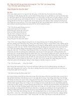 """Đề 28:Phân tích khổ thơ sau được trích trong bài """"Tây Tiến"""" của Quang Dũng: """" Tây Tiến đoàn quân không mọc tóc .......................... Sông Mã gầm lên khúc độc hành"""""""