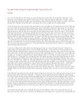 """Suy nghĩ về nhân vật ông Hai trong truyện ngắn """"Làng """"của Kim Lân"""
