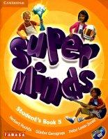 Super minds student book 5b