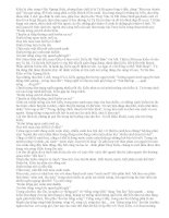 Phân tích tám câu thơ cuối của đoạn trích Kiều ở lầu Ngưng Bích