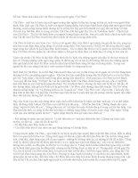 Phân tích nhân vật Chí Phèo trong truyện ngắn cùng tên của nhà văn Nam Cao