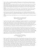 Cảm hứng nhân đạo của Nguyễn Du qua ba đoạn trích của Truyện Kiều và Độc Tiểu Thanh ký