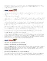 10 tuyệt chiêu dọn dẹp của