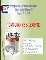 Tổng quan về e learning (2)