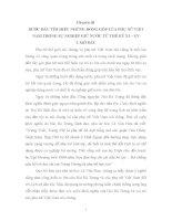 BƯỚC đầu tìm HIỂU NHỮNG ĐÓNG góp của PHỤ nữ VIỆT NAM TRONG sự NGHIỆP GIỮ nước từ THẾ kỷ XI – XV