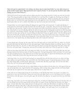 Phân tích giá trị nghệ thuật và tư tưởng của đoạn văn tả cảnh ông Huấn Cao cho chữ trong trại giam (trích truyện ngắn Chữ người tử tù của Nguyễn Tuân). Vì sao tác giả lại cho đó là một cản