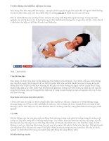 5 triệu chứng của bệnh lạc nội mạc tử cung