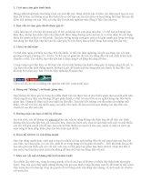 7 điều mẹ sinh mổ nhất định phải biết