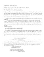 ĐẶC TRƯNG THI PHÁP VĂN HỌC TRUNG ĐẠI VN  PHẦN 2