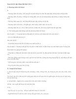 Soạn bài ôn tập tiếng Việt lớp 9 HK 1