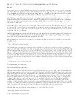 Bài viết số 7 lớp 9 (bài hay)