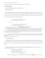 ĐẶC TRƯNG THI PHÁP VĂN HỌC TRUNG ĐẠI VN  PHẦN 3