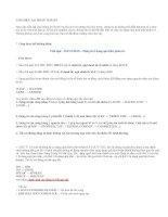 Ngữ Pháp Tiếng Anh Căn Bản- bài 13: Thì Hiện Tại Hoàn Thành