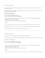 Ngữ pháp Tiếng anh căn bản- bài 22: Câu điều kiện