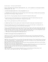 Bài 13: TÌNH HÌNH VIỆT NAM SAU HIỆP ĐỊNH GIƠ  NE  VƠ