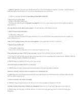 Ngữ pháp Tiếng Anh căn bản- Bài 28: Mệnh đề quan hệ