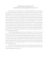 CHUYÊN đề bài tập xác ĐỊNH TRỌNG âm của từ