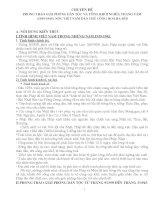 PHONG TRÀO GIẢI PHÓNG dân tộc và TỔNG KHỞI NGHĨA THÁNG tám 1938 1945 nước VIỆT NAM dân CHỦ CỘNG hòa RA đời