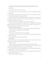 DẠY học THEO CHỦ đề   nước TRONG môi TRƯỜNG XUNG QUANH