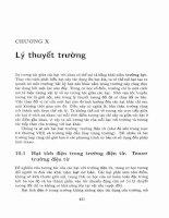 Phép tính tenxơ và vài ứng dụng trong cơ học, vật lý 10
