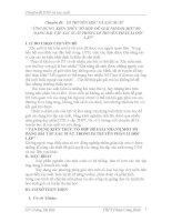 """Chuyên đề   DI TRUYỀN học và xác SUẤT """"ỨNG DỤNG  KIẾN THỨC tổ hợp để GIẢI NHANH một số DẠNG bài tập xác SUẤT TRONG DI TRUYỀN PHÂN LI độc lập"""