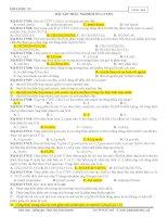 lí thuyết và bài tập este mức độ cơ bản  thầy Ngô Xuân Quỳnh