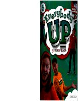 Every body up student book 6