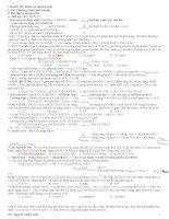 Chuyên đề hay về amino axit   peptit