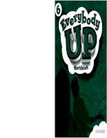 Every body up workbook 6