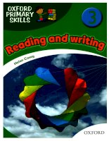 Oxford primary skills 3