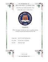 kế toán đơn vị sự nghiệp tại trường THPT Phan Huy Chú