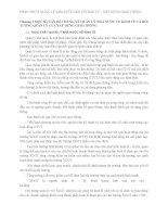 Chương i một số vấn đề CHUNG về QUẢN lý NHÀ nước về KINH tế và đối TƯỢNG QUẢN lý của xây DỰNG GIAO THÔNG