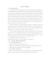 Khai thác bài tập chủ đề quan hệ vuông góc (hình học 11)