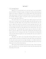 Hệ thống hình ảnh trong thơ chữ hán nguyễn du (hệ thống hình ảnh thiên nhiên)