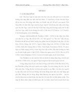 Hình tượng người phụ nữ trong thơ của x a  êxênhin