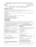 giáo án sử 7 chương trình chuẩn