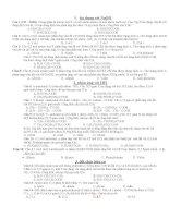 phân dạng bài tập chương amino axit