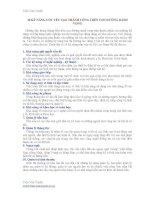 10 kỹ năng để thành công trên con đường sự nghiệp