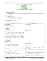 KHOA HỌC 4 TUẦN 29   32
