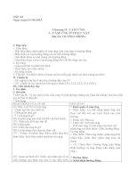 Bài 23. Hướng động. SINH HỌC 11
